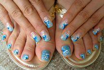 Nail Art/Toe Nail Art - Matching