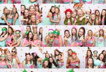 Sorority Event Themes | Photo Booth