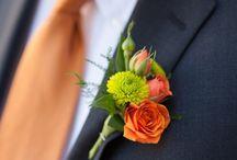 Orange Weddings / by Rachel Stankevich