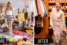 Spring Wardrobe Tips 2016 / Ideas for spring cleaning, closet organizing, and essential items for spring.