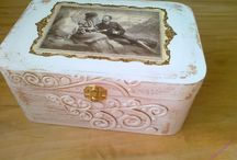 Shabby Chic by Lilla / Home decorating