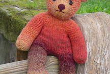 Teddy & Co. häkeln & stricken