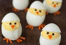 Vajíčkové nápady