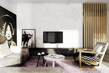 Interiors - Houses