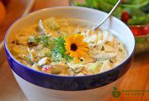 Rawfood sallad / Rawfood & Livingfood healty sallad