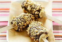 chocolate covered anything! / by Stacey Sizer Biondi