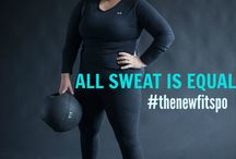 #thenewfitspo / Plus Size Fitness is about Empowering Men and Women of all Shapes and Sizes!