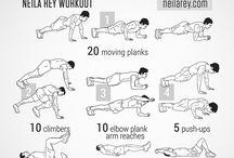 Hälsa & träning
