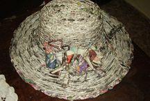 Hecho con papel / Objetos hechos con papel inpensables