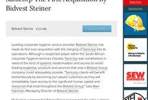 Bidvest Steiner / Publicity Achieved by Reliable Sources PR