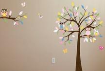 Lets decorate & organize! / by Chrissie D'Alexander
