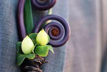 Fiddlehead Fern Wedding Flowers