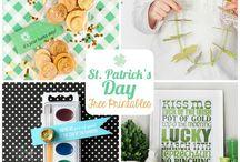 St Patricks Day / by Leah Stewart