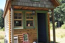 Tiny houses / Onze droom is om ooit in onze eigen tiny house te wonen!