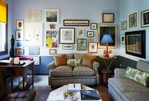 Apartment Ideas / by Laurie Weaver