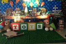 Old Toys Party