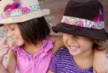 Střihy - čepice a klobouky