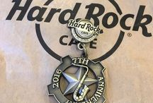 Hard Rock Cafe. My collection.