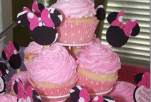 Minnie & Mickey  / Birthday / by MLO