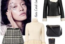 looks from Polyvore 2017