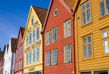 Bergen / Norway's second capital but its first love, a seaside city dripping with medieval charm. http://www.secretearth.com/destinations/245-bergen