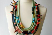 textile jewellery/art