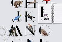 動物ポスター