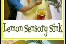 Olfactory Processing {Smell} / Activities, Games and Resources Related to the Olfactory Sensory System... Everything from scented playdough to resources for children who seek/avoid particular smells