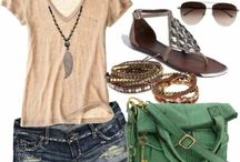 Threads and Do's... / Sassy clothes and smart hairdo's that rock... / by Louise Thompson