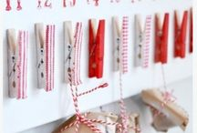 DIY l Calendrier de l'avent by Joy&colors
