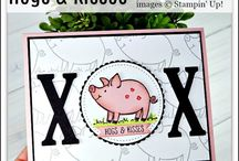 Stampin Up-This Little Piggy