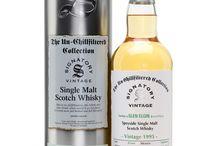 Glen Elgin single malt scotch whisky / Glen Elgin single malt scotch whisky