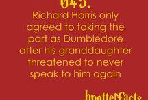Harry Potter / by rachel landage