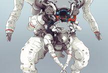 Mechas / Robots techno