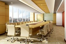 Meeting Spaces / by Molly Adams