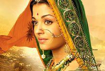 "Aishwarya Rai Bachchan - ""Księżniczka i cesarz"" [2008] / Jodhaa Akbar"