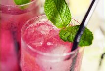 Sth to drink: the happy hour.