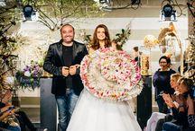 Wedding Show / Ślubny pokaz florystyczny, Plastiflora 2016.