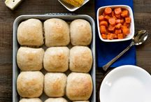 Breads, Rolls, and Muffins!