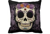 * SPOOKTACULAR HALLOWEEN * / Ghoul up your digs with festive Halloween decorations.  / by Zazzle