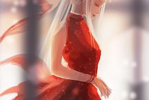 Surface PRO 4 dibujos de anime