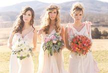 My Make Believe Pinterest Wedding :) / by Angela Miele