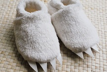 Sew n Sew Shoes Slippers Boots / by Melissa Buss