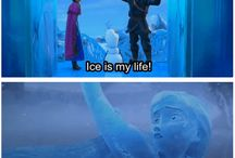 Frozen / everything frozen