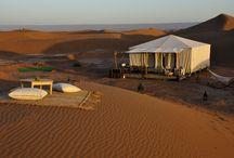 Private Luxury Desert Camps In Erg Chigaga And Erg Chebbi Dunes