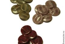 Buttons plastic