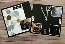 Jazz scrapbook ideas