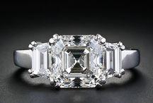 Engagement Rings/Jewels  / by Elise Meriko