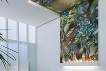 Murals. / Inspiration from the Mishmash-archives. www.mishmash.nl