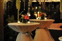 Wedding decor ideas / by Melissa Mudd